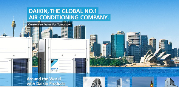 Daikin Offers Worldwide Free Access to Patents for Equipment Using Next-Generation Refrigerant.
