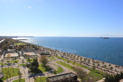 Redevelopment of the New Coast of Thessaloniki, Prodromos Nikiforidis, Bernard Cuomo