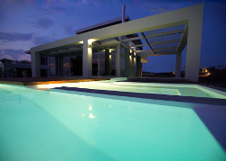 Vacation homes at Sani,  Chalkidiki, Z. Kostopoulou  -  M. Makri