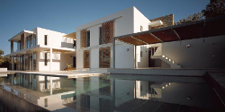 Holiday residence in Poros, Alejandra Mavrocordatos Yorgos Andreadis and Partners